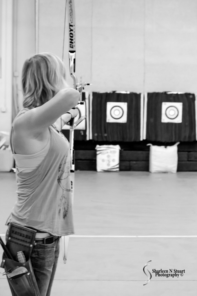 Palm Beach Archery:  January 9, 2015 8872