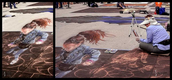 Lake Worth Street Painting:  February 21, 2015 2589