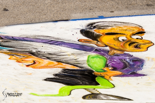 Lake Worth Street Painting:  February 21, 2015 2545