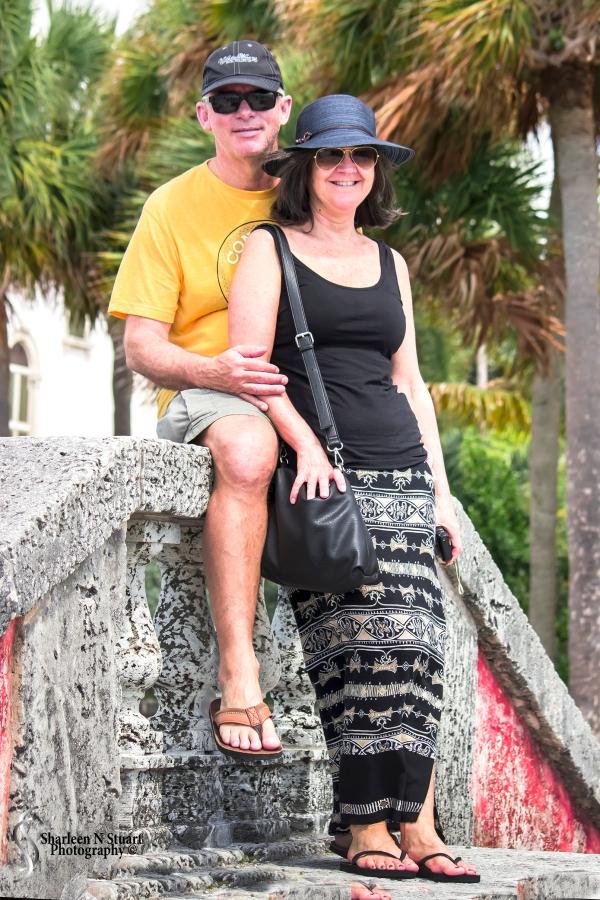 Jenny & Kevin at Vizcaya