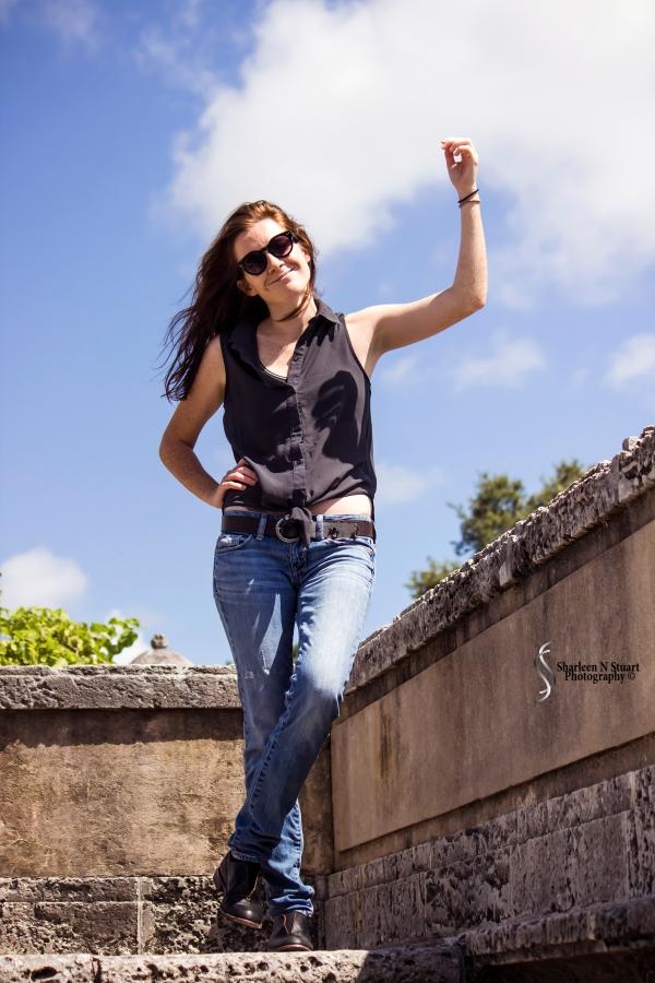 Amy @ Vizcaya