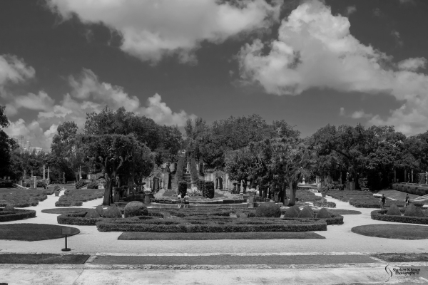 The Gardens at Vizcaya.