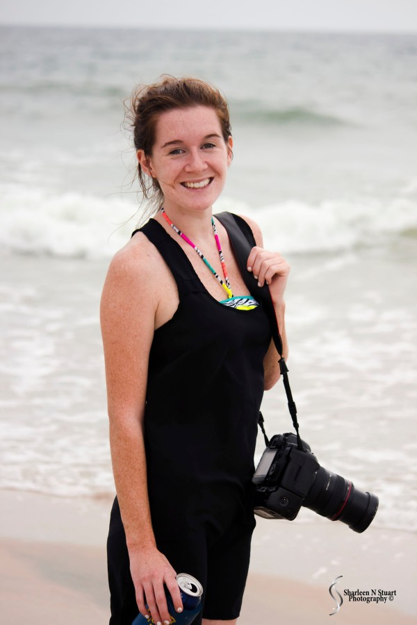 My photojournalist and English teacher, ready to head out into the big wide world. Going to miss this girl.