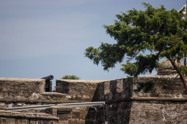 Day trip to St Augustine. You cannot miss visiting the Fort,