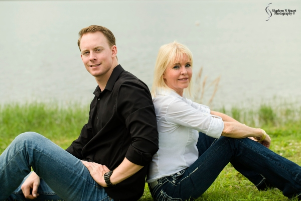 Kieran is heading back to the navy on Tuesday and I was privileged enough to be able to take photos of him and his mom.