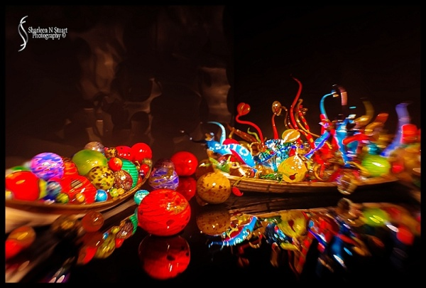Chihuly Gardens in Seattle