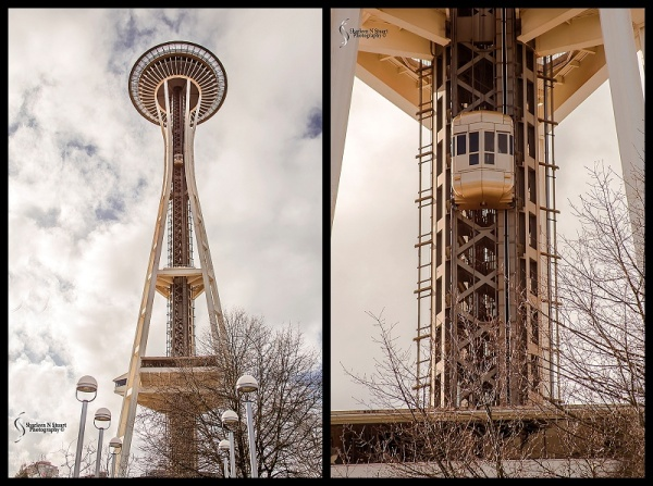 Space Needle, Science Museum, Children's Museum, Staduim
