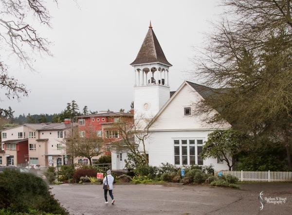 Bainbridge Island - local church