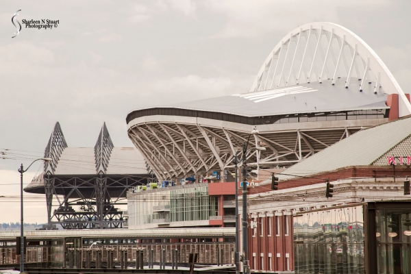 Seahawks Stadium-Seattle