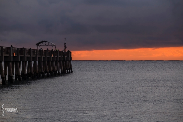 Lake Worth Pier/Sunrise: November 25, 2017: 7852