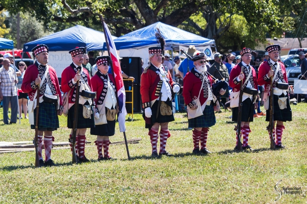 Scottish Festival: Plantation: March 3, 2018: 1916