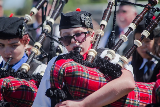 Scottish Festival: Plantation: March 3, 2018: 1988
