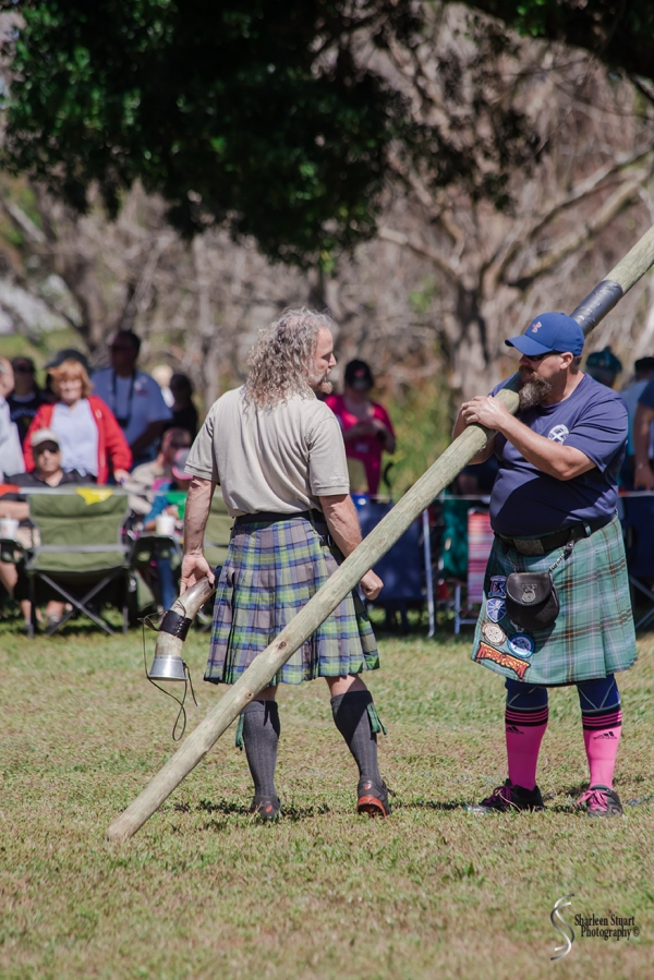 Scottish Festival: Plantation: March 3, 2018: 1995