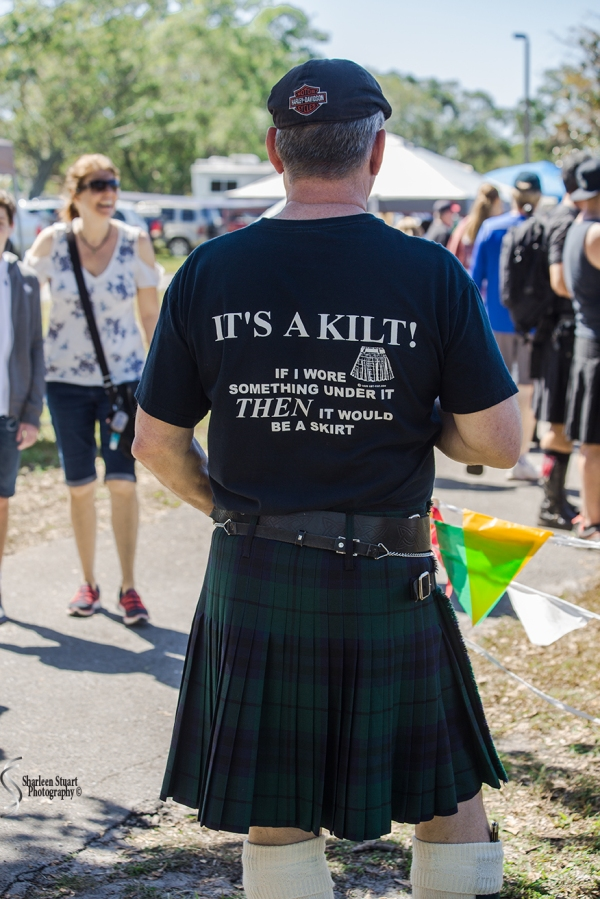 Scottish Festival: Plantation: March 3, 2018: 2040