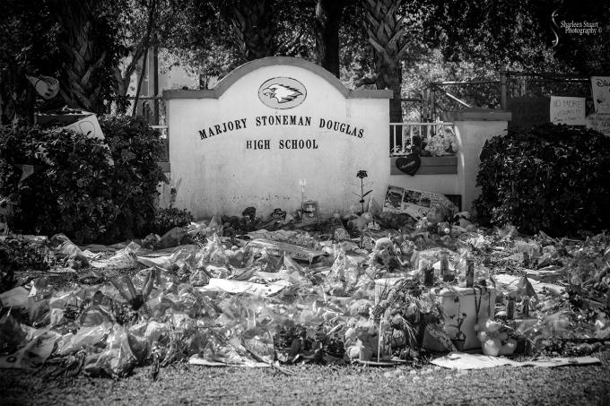 MSD High School Memorial:  March 9, 2018: 2139