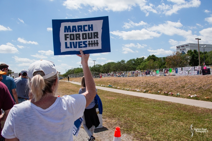 MSD High School Walk for our Lives:  March 24, 2018:  3098
