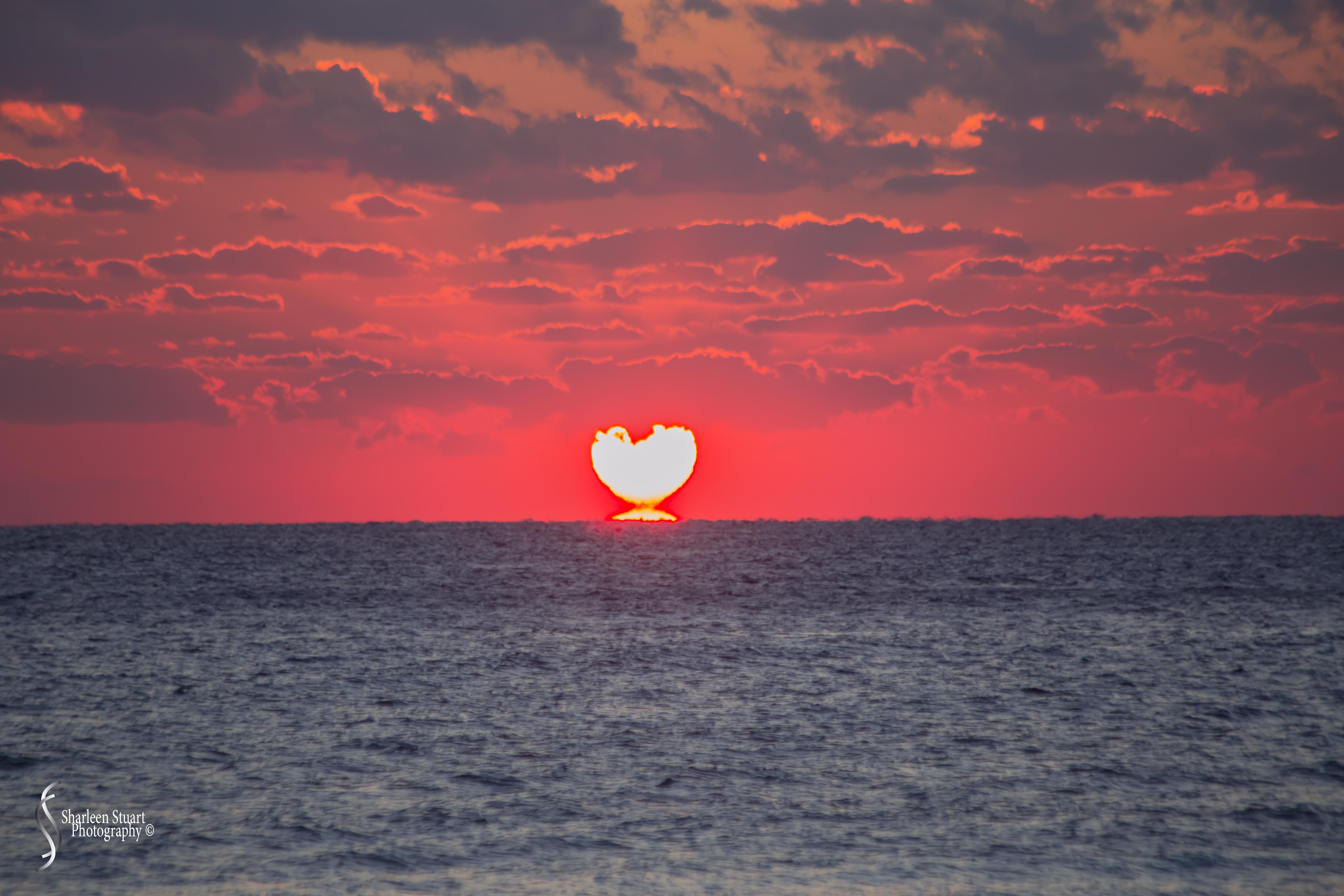 Sunrise at Deerfield Beach: March 23, 2018: 2525