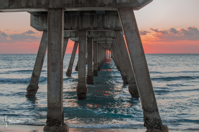 Sunrise at Deerfield Beach: March 23, 2018: 2557
