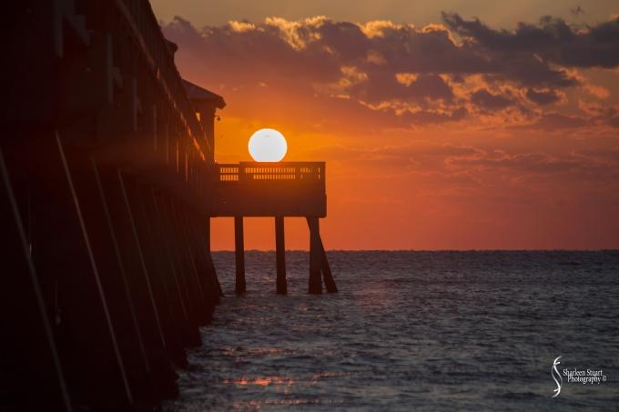 Sunrise at Deerfield Beach: March 23, 2018: 2560