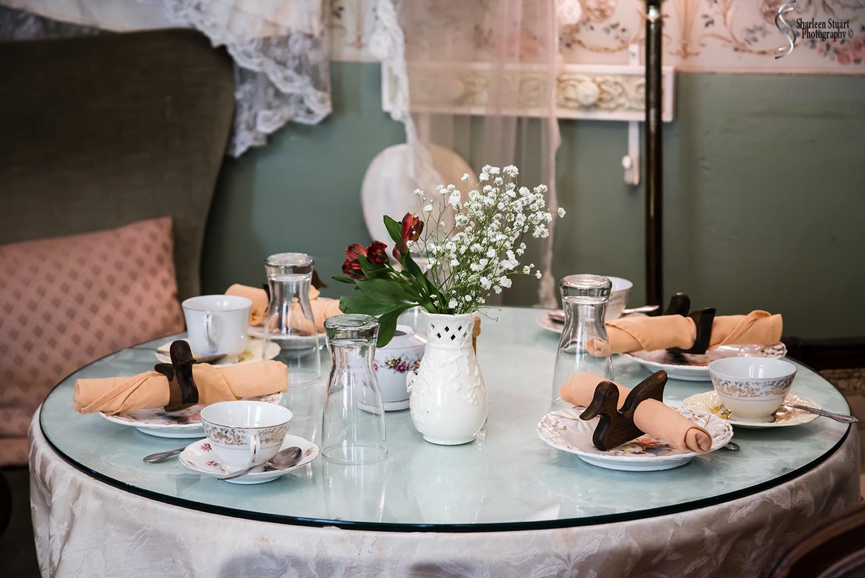 Serenity Tea House:  June 5, 2018: 5180