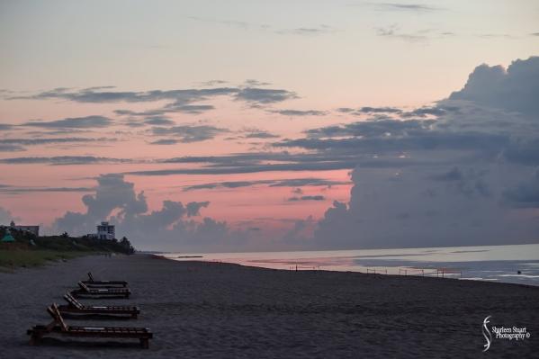 South Beach BR Sunrise:  July 4, 2018: 6765