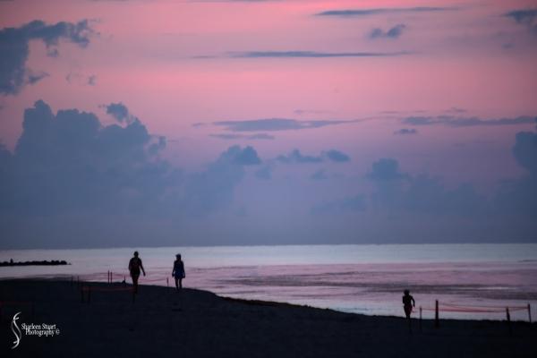 South Beach BR Sunrise:  July 4, 2018: 6777