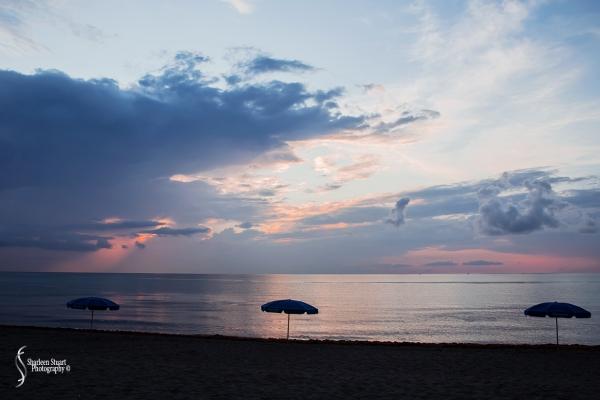 South Beach BR Sunrise:  July 4, 2018: 6902