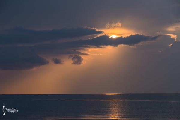 South Beach BR Sunrise:  July 4, 2018:  6913