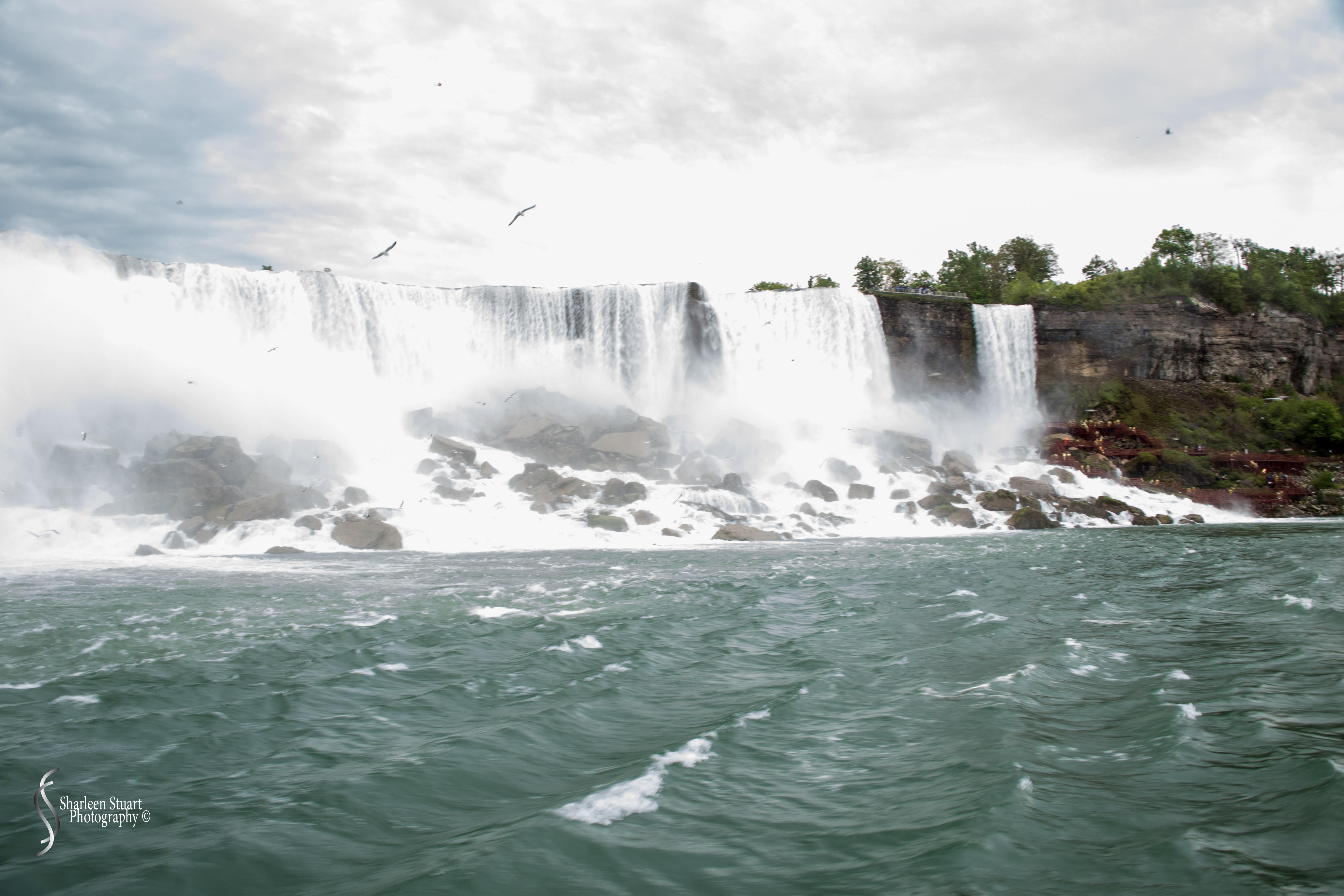 Niagara Falls and Rochester:  June 4-7, 2019: 6000
