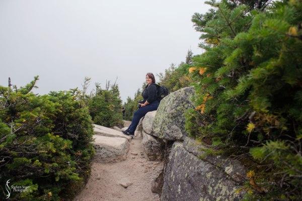 White Mountains: New Hampshire: September 19, 2018: 5324