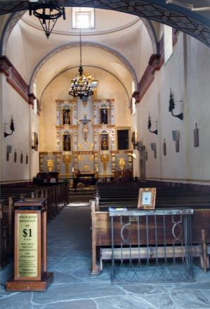 Mission San Jose Church