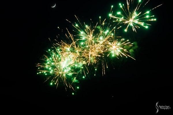 Fireworks:  July 4, 2019: 8033