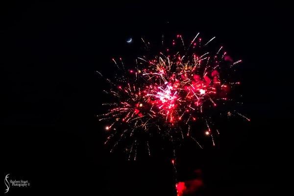 Fireworks:  July 4, 2019: 8042