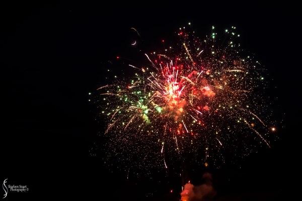 Fireworks:  July 4, 2019: 8044