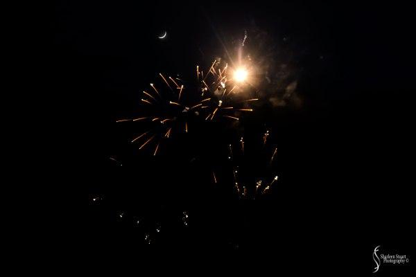 Fireworks:  July 4, 2019: 8060