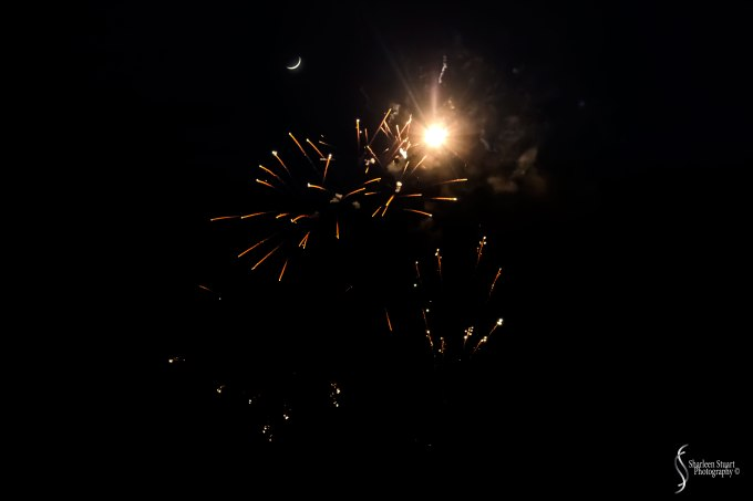 Fireworks:  July 4, 2019: 8060