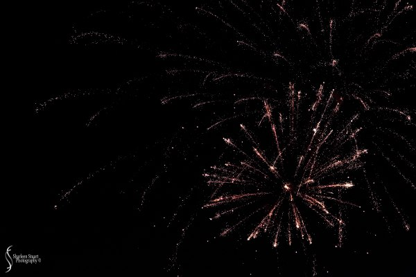Fireworks:  July 4, 2019: 8192