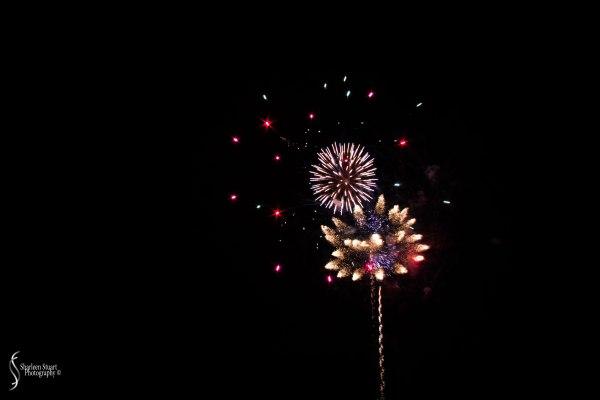 Fireworks:  July 4, 2019: 8497