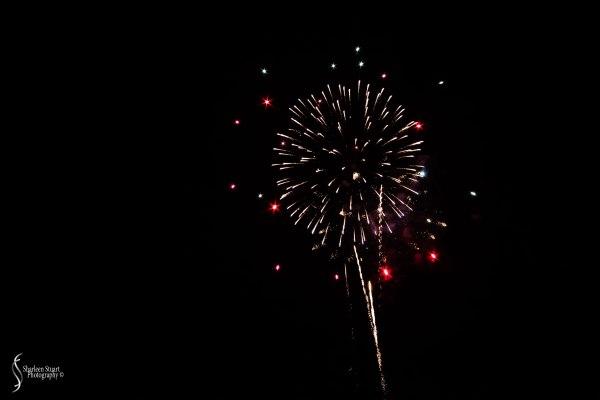 Fireworks:  July 4, 2019: 8499