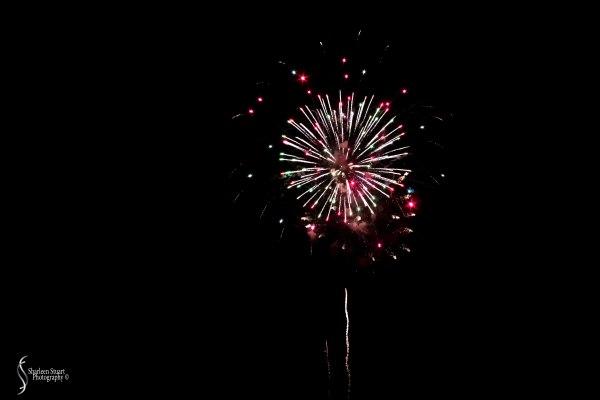 Fireworks:  July 4, 2019: 8514