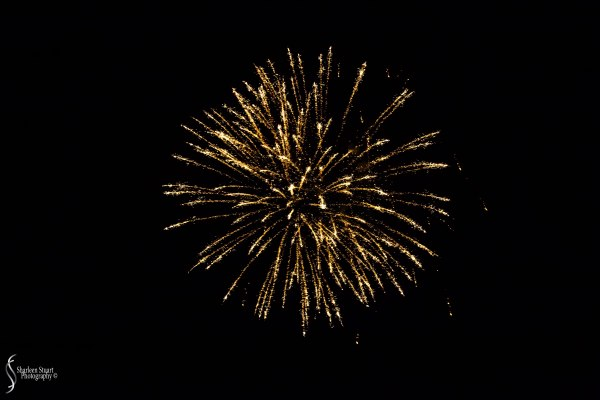 Fireworks:  July 4, 2019: 8535