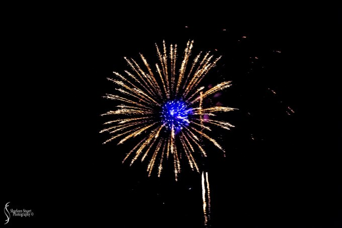 Fireworks:  July 4, 2019: 8544