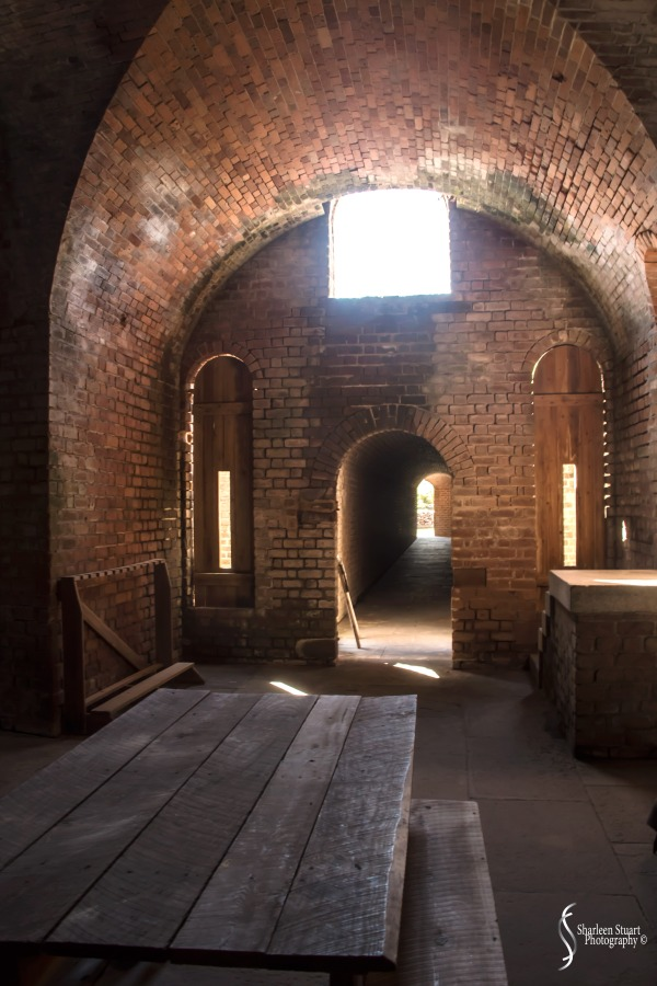 Fort Clinch:  October 11, 2019: 2073