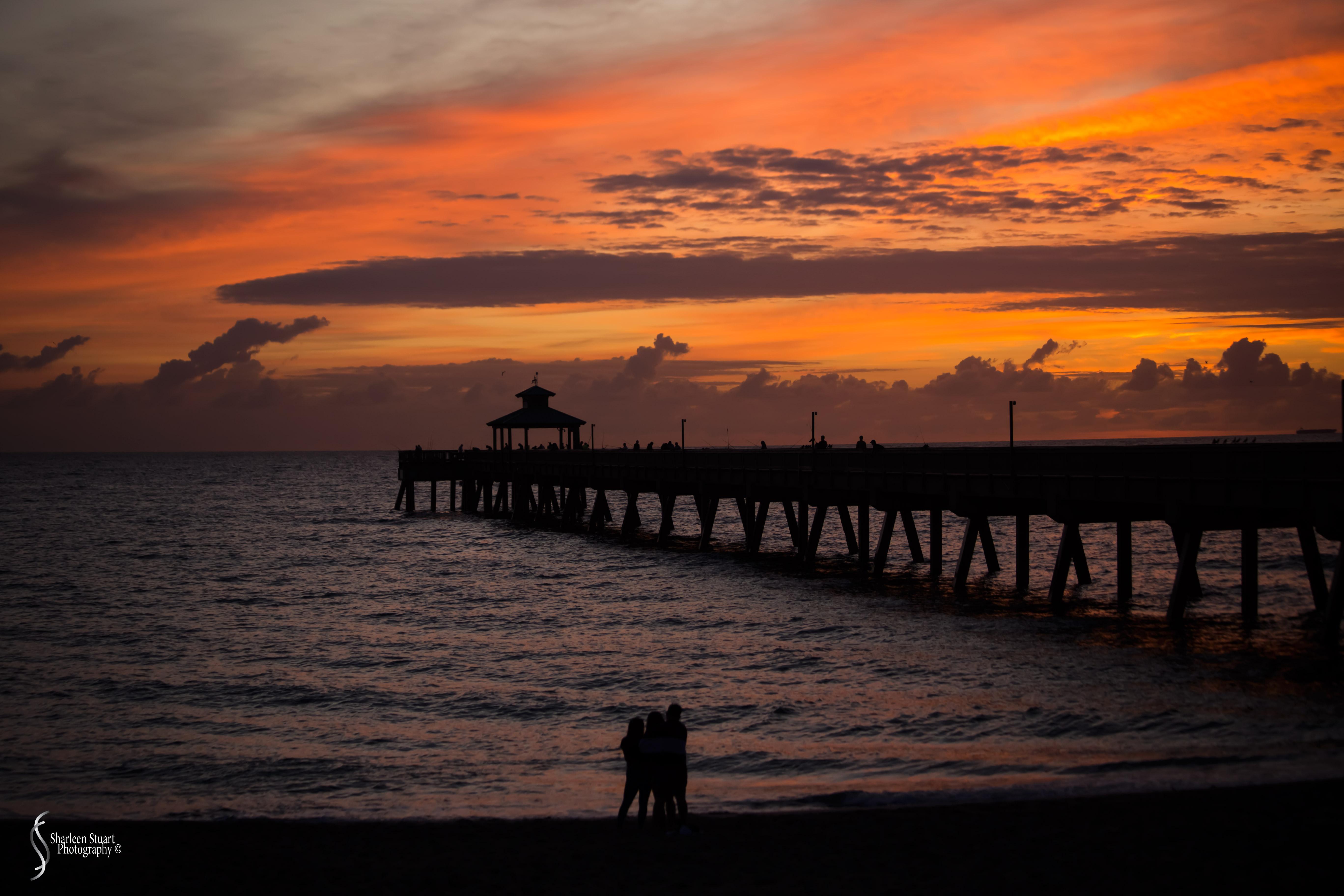 Deerfield Beach: Day before Hurricane Dorian: Nov 24, 2019: 8336