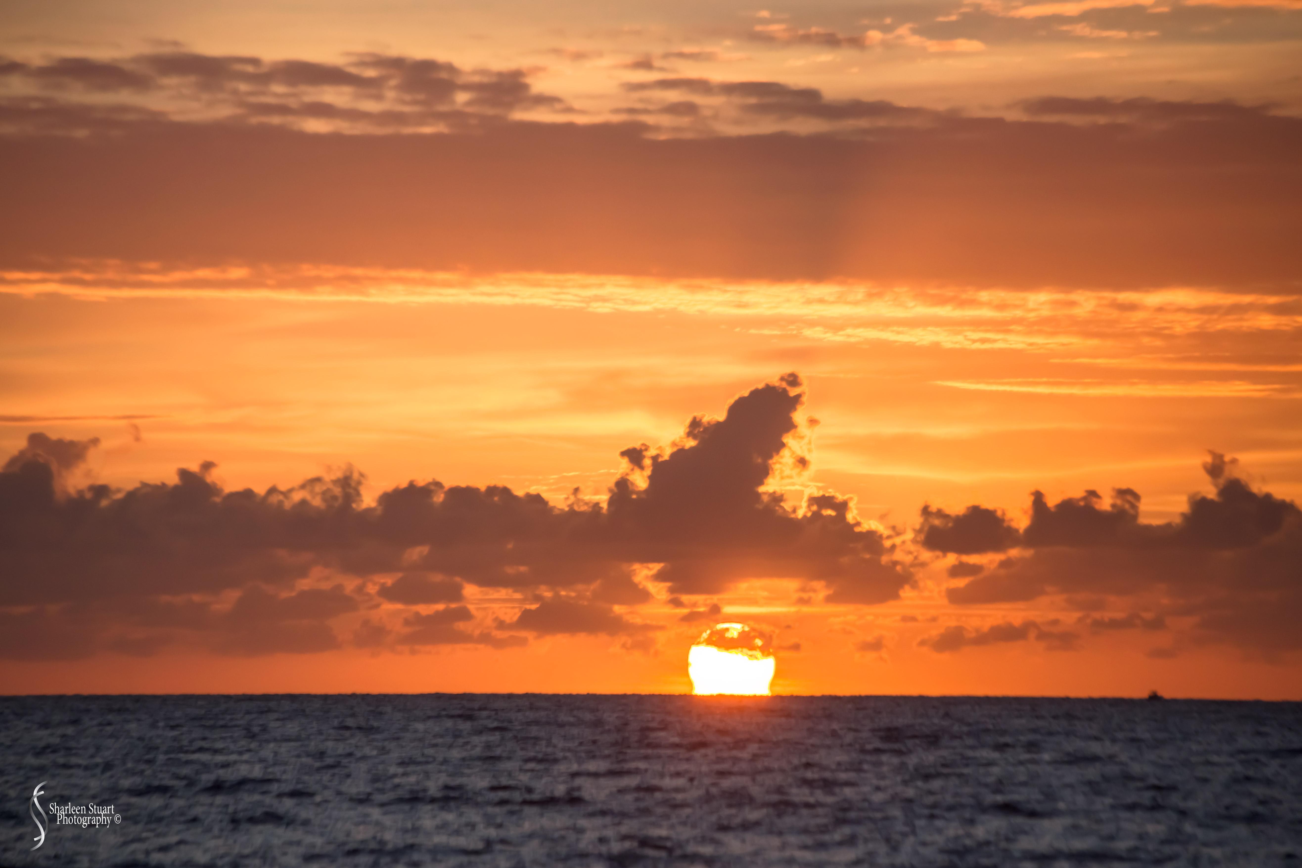 Deerfield Beach: Day before Hurricane Dorian: Nov 24, 2019: 8369