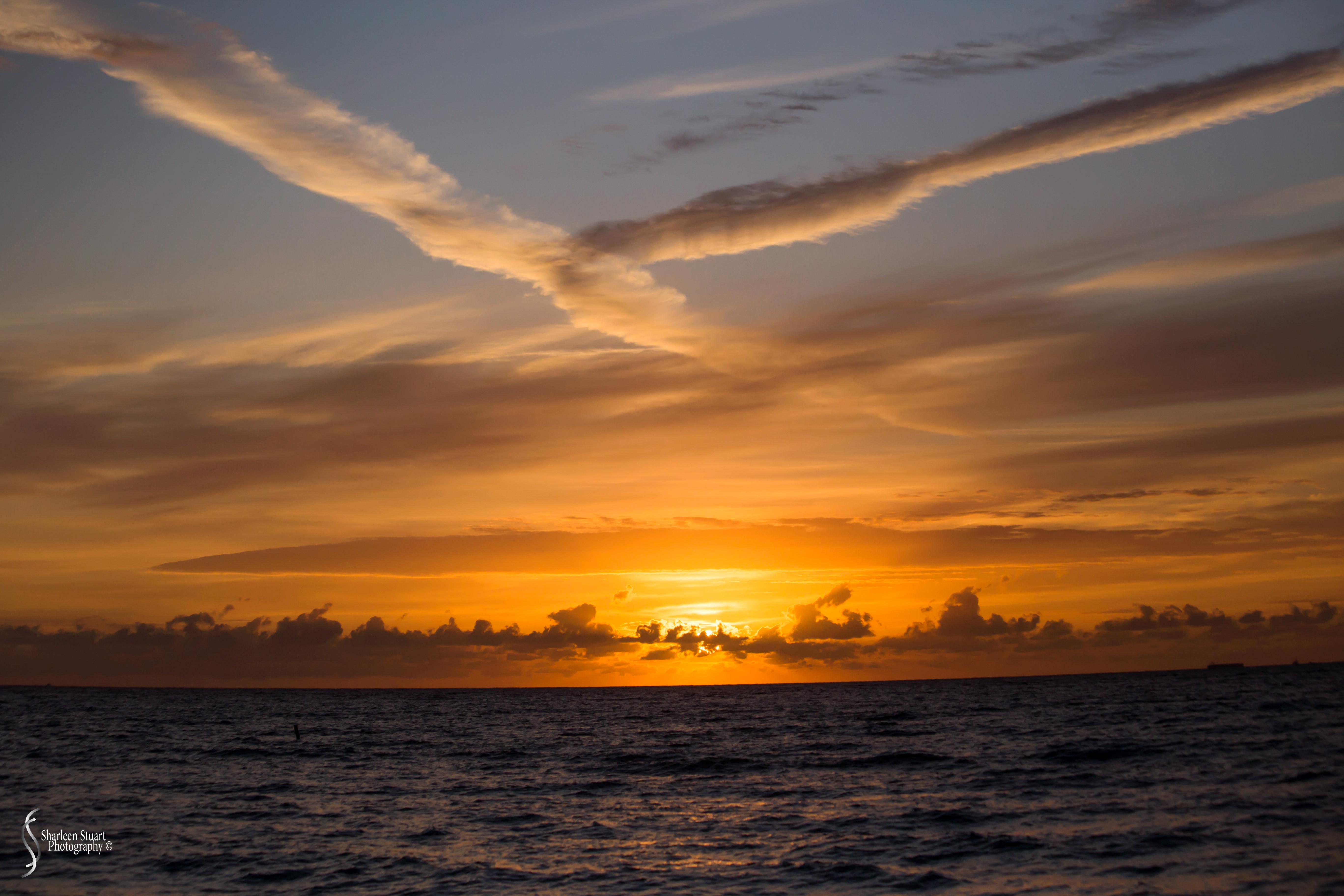 Deerfield Beach: Day before Hurricane Dorian: Nov 24, 2019: 8390